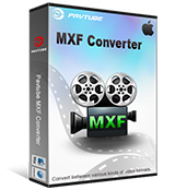 Pavtube MXF Converter for Mac