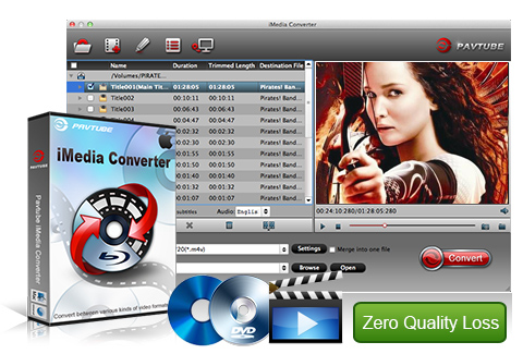 1398857189 Black Friday Sales   Pavtube iMedia Converter for Mac 50% OFF!!